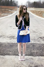 Forever-dress-neiman-marcus-for-target-blazer-michael-kors-heels