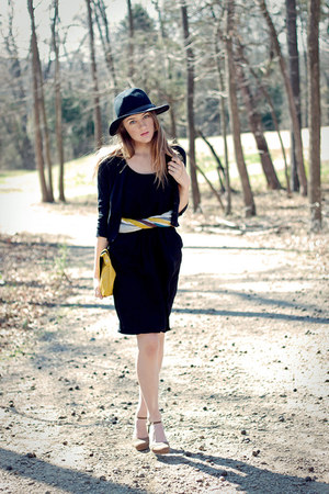 Target dress - Forever 21 shoes - Forever 21 hat