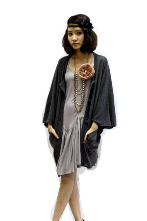bandname cardigan - bandname dress