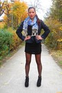 Random-brand-jacket-jeffrey-campbell-boots-new-yorker-dress