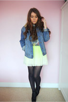 neon lavish alice skirt