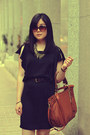 Black-mng-by-mango-dress-brown-michael-kors-purse-brown-aldo-sunglasses