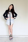 Black-clothes-for-the-goddess-jacket-white-wagw-top-black-vnc-heels