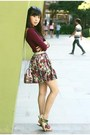 Crimson-love-eye-candy-skirt