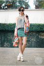 Dark-brown-prada-sunglasses-heather-gray-feet-for-a-queen-wedges