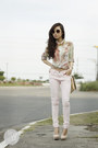 Cream-wagw-bag-light-pink-wagw-pants-ivory-luxury-mall-heels