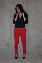 Aldo shoes - Zara pants