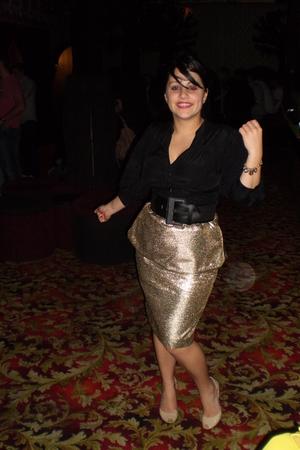 Terronova skirt - Jackie E shirt - Top end shoes - belt