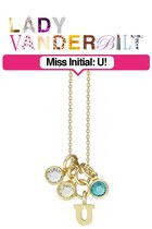 teal LADY VANDERBILT necklace