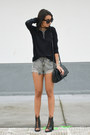Gray-oasap-shorts