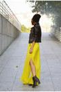 Yellow-asos-dress