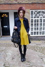 Massimo-dutti-boots-whistles-dress-apc-coat-topshop-hat-mulberry-bag