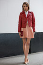 Club-monaco-jacket-gap-shirt-lkbennett-bag-club-monaco-skirt