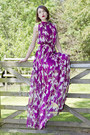 Matthew Williamson dress - Matthew Williamson coat