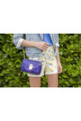Gap-jacket-juicy-couture-bag-gap-shorts-american-apparel-t-shirt