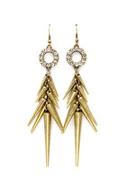 Earrings - spikes