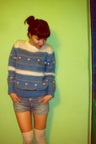 hand made vintage sweater