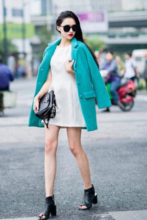 MixMosscom blazer - MixMosscom dress