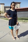 Color-block-forever-21-dress-clutch-aldo-bag
