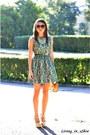 Zara-dress-oasap-bag-h-m-sunglasses-sheinside-pumps-h-m-necklace