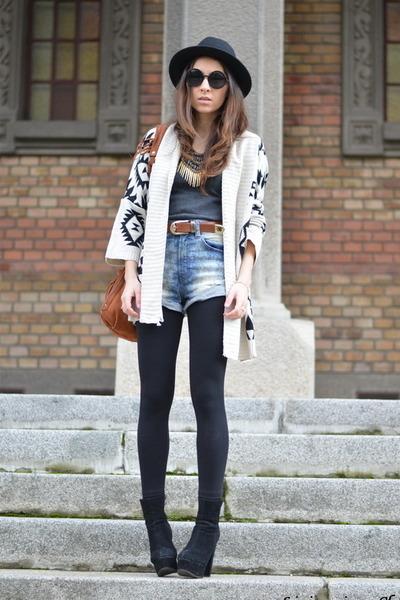 OASAP boots - Sheinside blazer