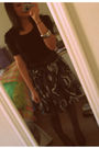 Black-forever-21-top-forever-21-skirt-target-tights-aldo-shoes