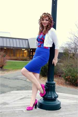 skirt - shirt - sweater - Betsey Johnson shoes