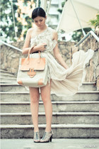 beige Tila March bag - neutral Topshop dress