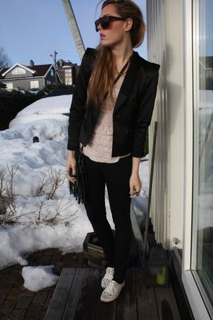 black Filippa K blazer
