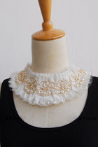 Ivory-lace-pearl-crosswoodstore-necklace