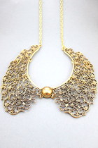 Gold-crosswoodstore-necklace