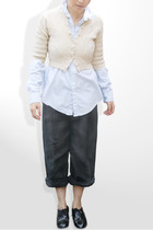 steven alan shirt - 31 phillip lim pants -
