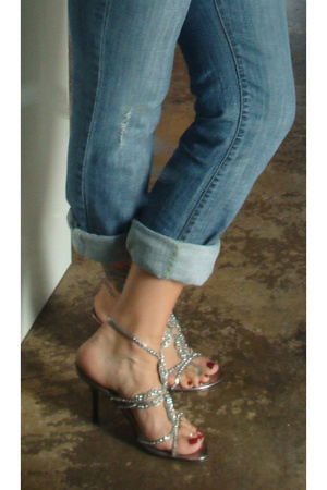 Level 99 jeans - Two Lips shoes