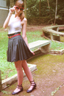 Pink-zara-top-black-skirt-black-melissa-vivienne-westwood-shoes-red-moms