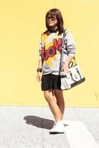 Egocloset dress - Phillip Lim for Target sweater - Jason Wu for Target bag