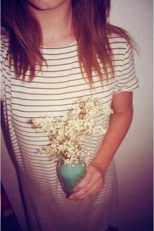 mustard cardigan Mossimo cardigan - white stripes Mossimo dress