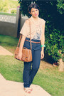 Camel-shoulder-bag-zara-bag-navy-zara-pants-beige-graphic-tee-zara-t-shirt-