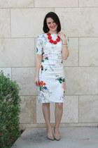 sammydress dress - Sole Society heels - BrinaBox necklace