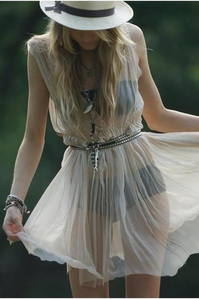 neutral unknown dress