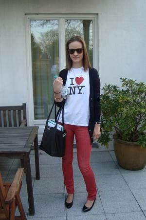 Zara jacket - REPLAY jeans
