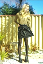 top - Spicysugar skirt - rubi shoes