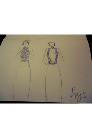 lvys desain dress