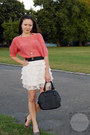 Black-hanaroo-bag-white-lace-jane-norman-skirt