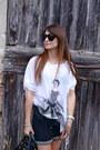 Black-prada-bag-black-zara-shorts-black-celine-sunglasses