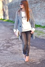 Sheinside-coat-heather-gray-dondup-jeans-eggshell-miu-miu-bag