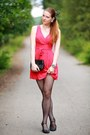 Red-walg-dress