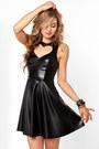 Black LuLus Dresses