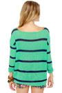 Blue LuLus Sweaters