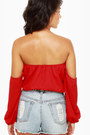 Red Lu Lus Tops