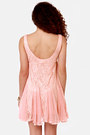 Light Pink LuLus Dresses